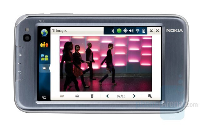 Nokia N810 Internet Tablet announced