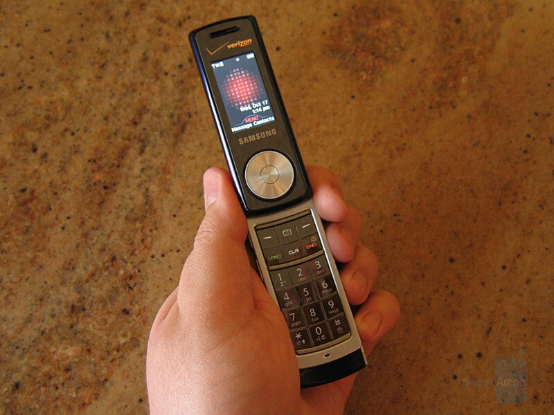 Unboxing Samsung Juke for Verizon
