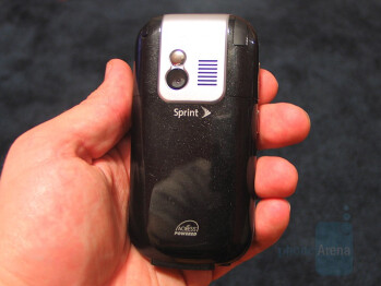 Hands-on with Palm Centro for Sprint