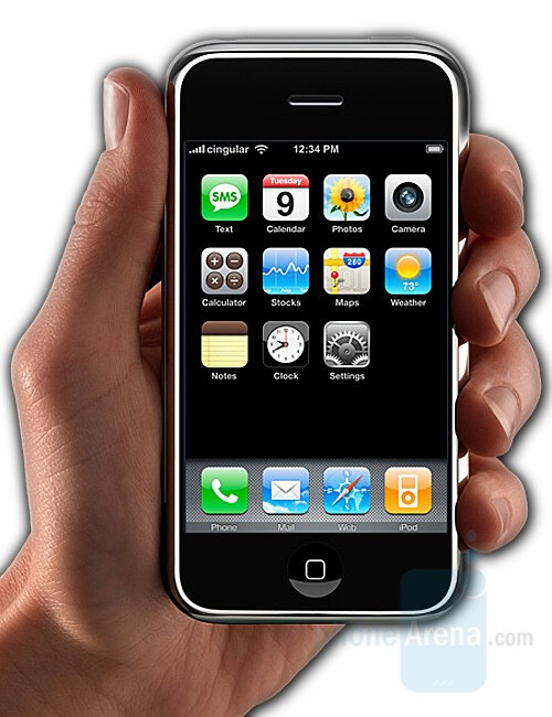 iPhone to get third-party applications