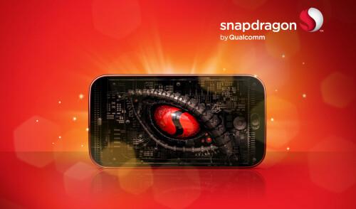 A quad-core Snapdragon 801 processor