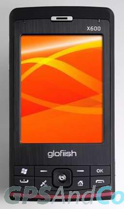 Information about Glofiish X600 leaked on the Internet