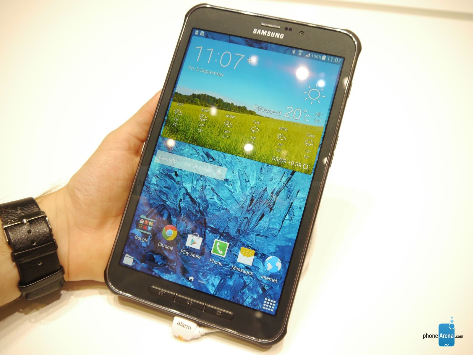 Samsung Galaxy Tab Active Hands On Get Rugged