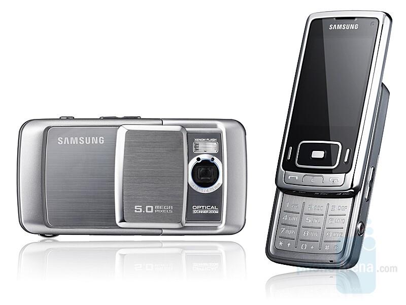 Samsung announced G800