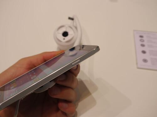Samsung Galaxy Alpha hands-on