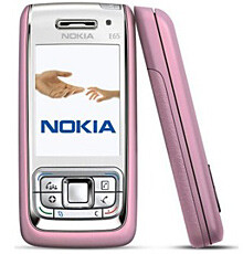 Nokia E65 - Nokia expands the color variety of E61i and E65