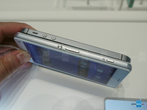 Sony Xperia Z3 Compact vs Apple iPhone 5s
