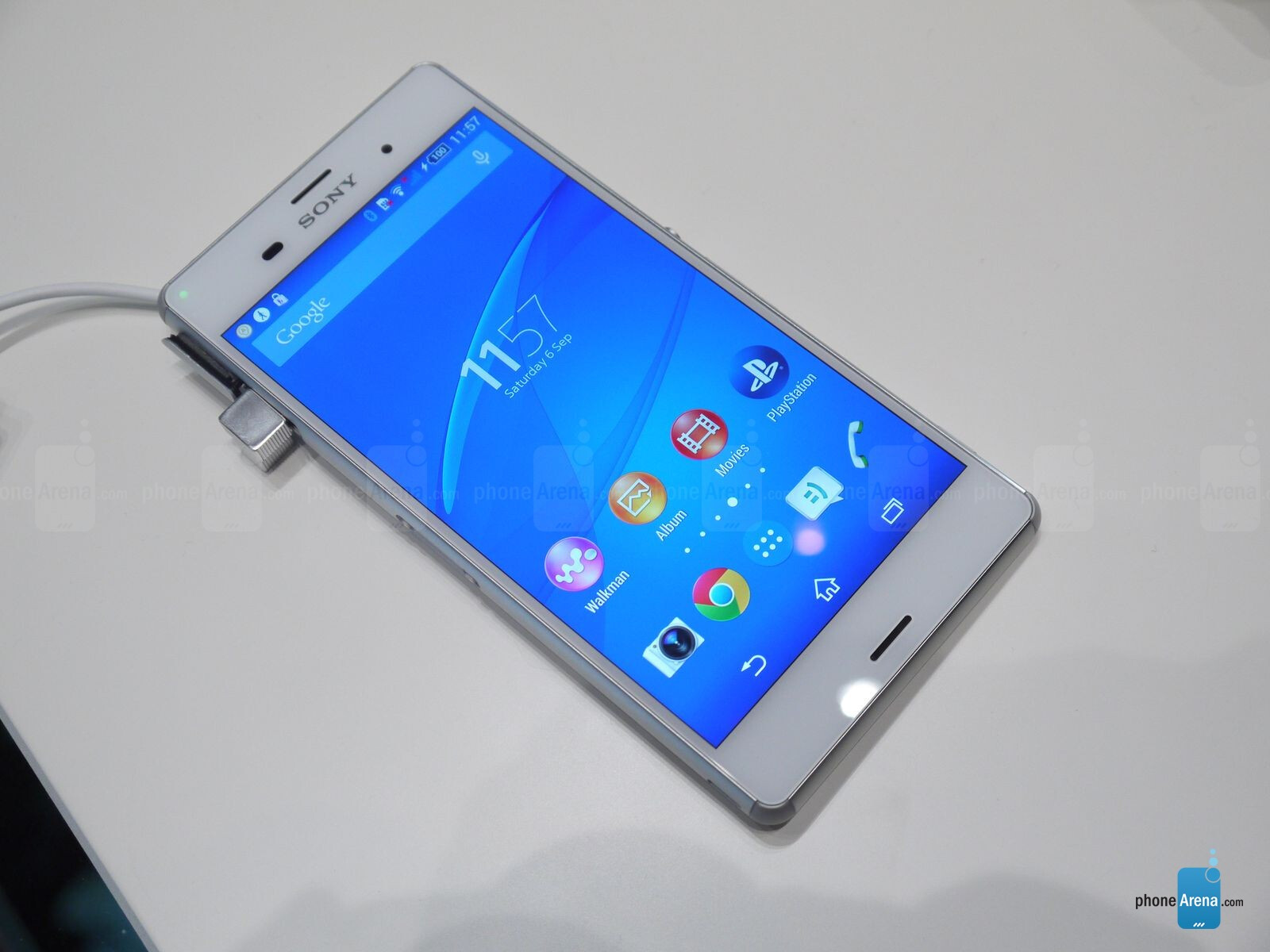 Xperia Z3 White Check out the Sony Xpe...