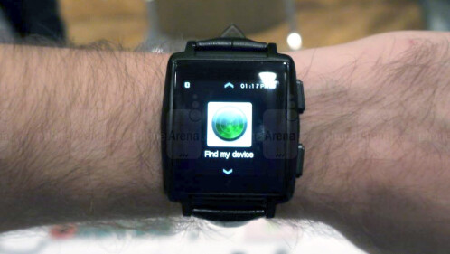 Omate X smart-watch hands-on - the $129 smart-watch