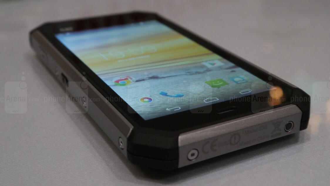 Cat S50 Rugged Phone Hands On The Caterpillar Flagship