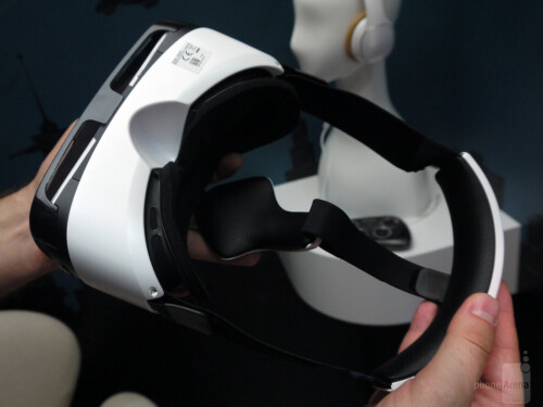 Samsung Gear VR hands-on