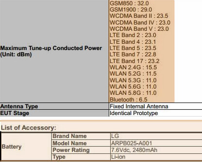 Mystery 7 inch Android tablet visits the FCC