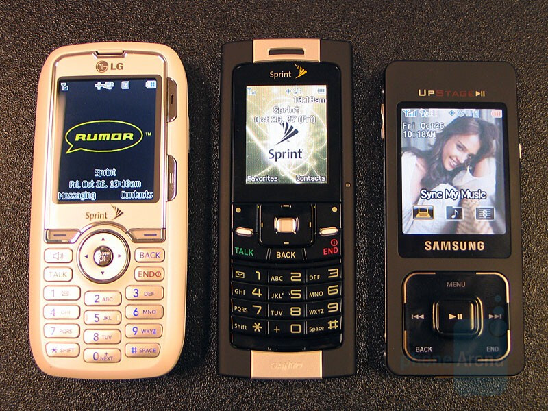 Hands-on with Sanyo S1