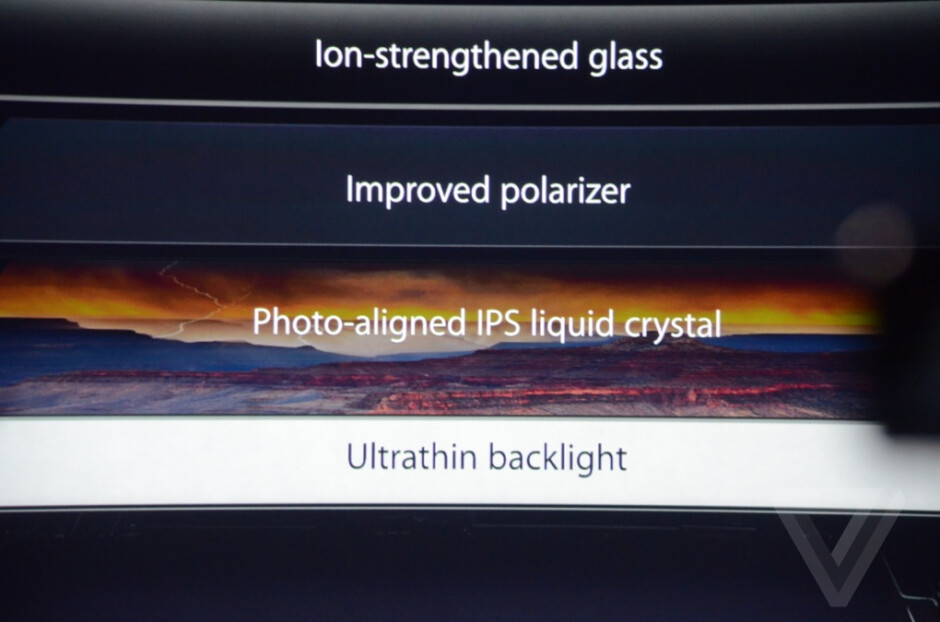 New iPhone 6 and 6 Plus don't have sapphire displays, are they Gorilla Glass?