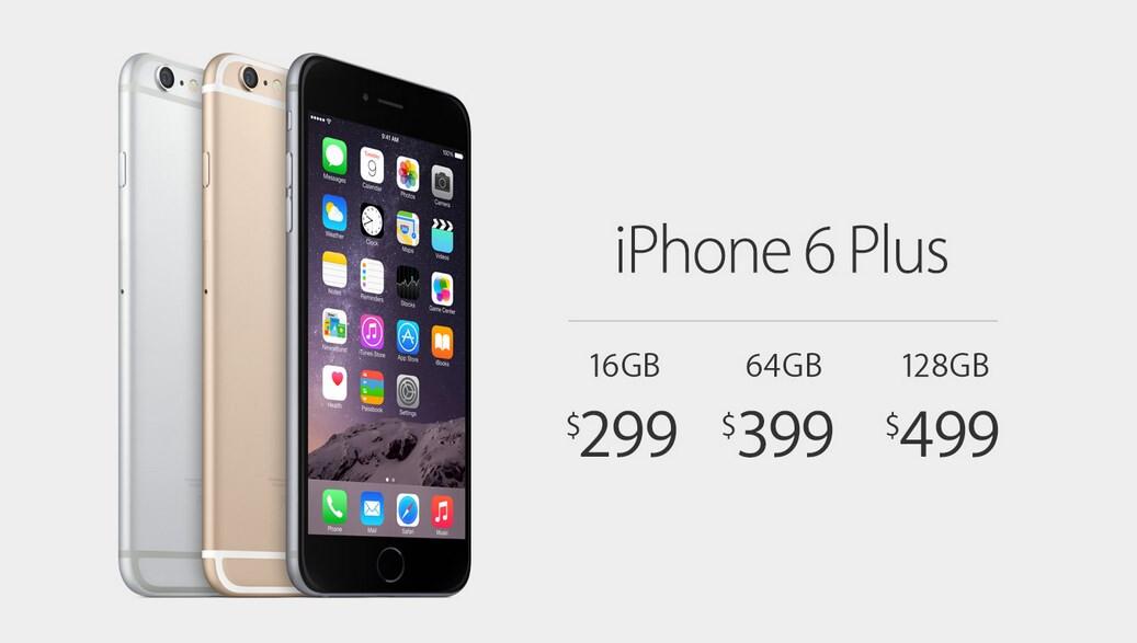 Iphone  Plus Price In America