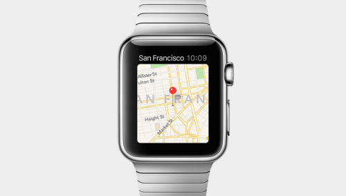 Apple Watch breaks cover: the new category