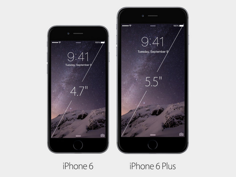 difference between iphone 6 and 6 plus apple iphone 6 vs iphone 6 plus 6 key differences 19696