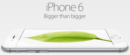 "Sony trolls Apple's iPhone 6 announcement, says its Xperia smartphones are ""better than bigger"""
