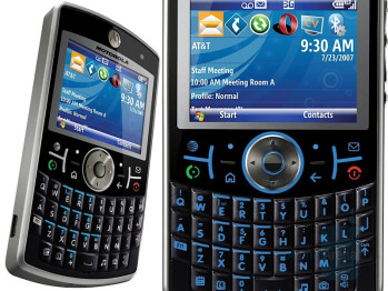 Motorola Q Global now available with AT&T