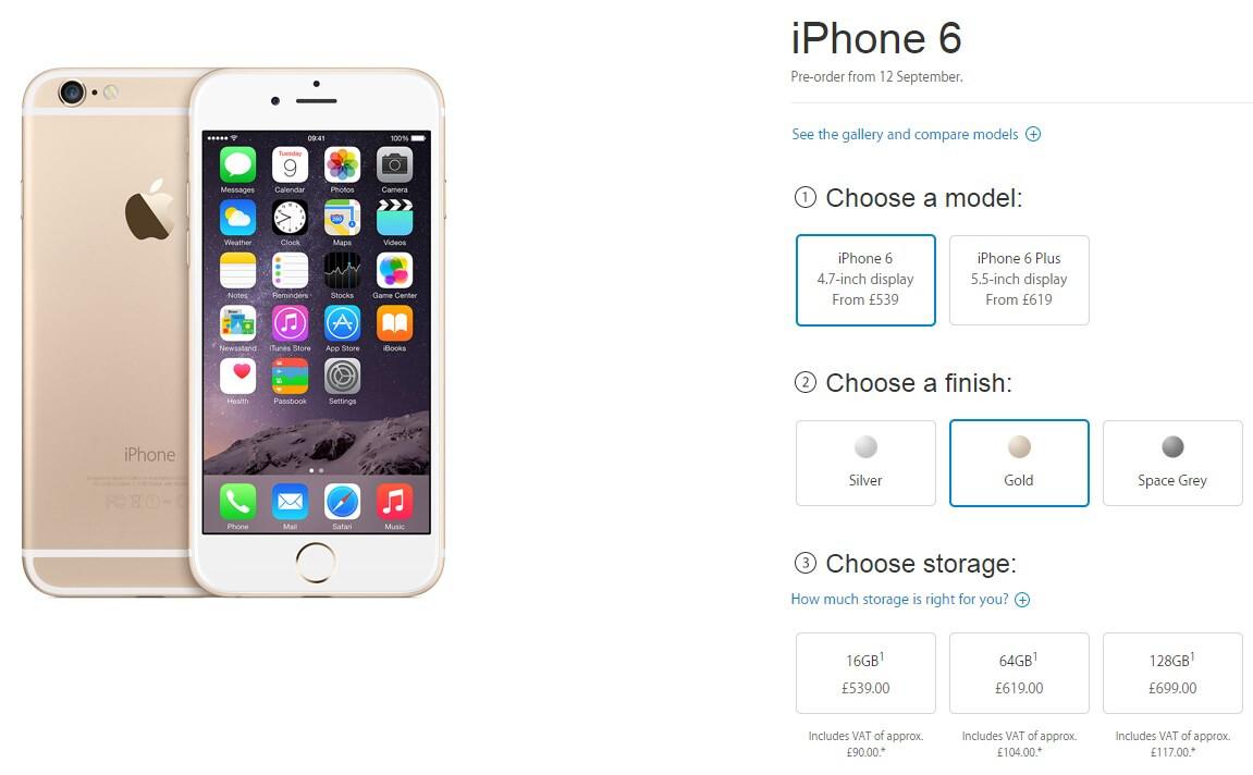 Iphone Plus Contract