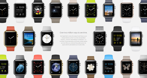 Unparalleled beauty in watchfaces: live, animated
