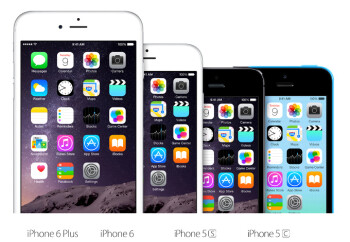 compare iphone 5s and 6 apple iphone 6 vs iphone 6 plus vs iphone 5s in depth 16816