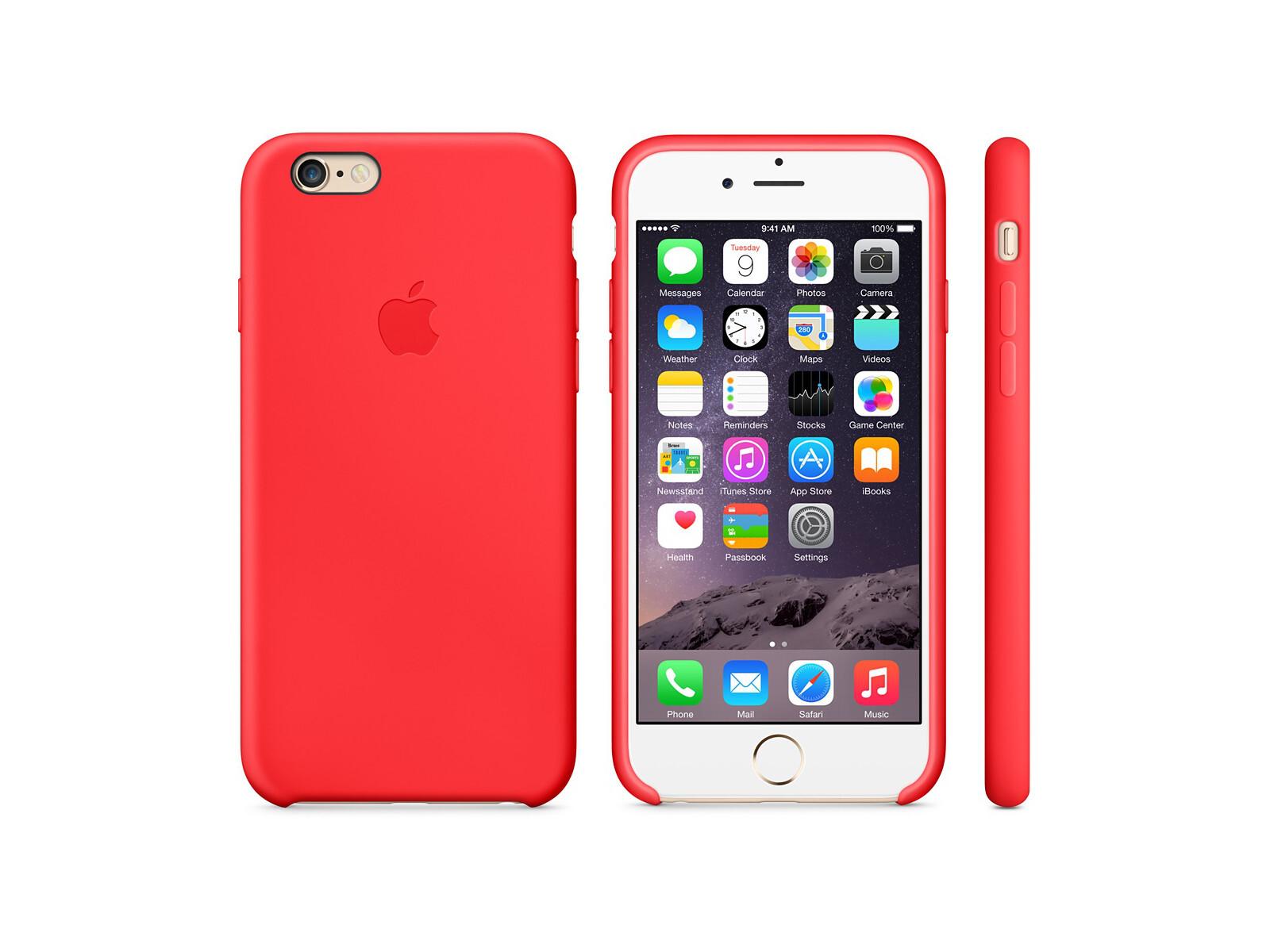 Custodia in Silicone per iPhone 6s Apple ($ 35)
