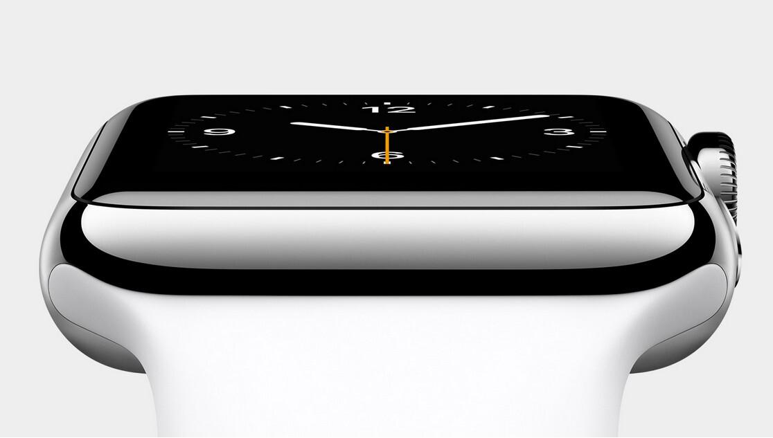 """Sforum - Trang thông tin công nghệ mới nhất Apple-Watch---official-images Thời lượng sử dụng của Apple Watch """"khoảng 1 ngày"""""""