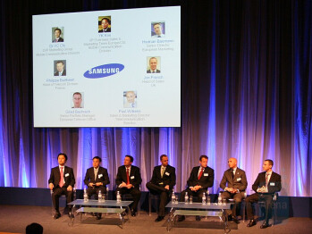 Samsung G800 London Launch Event