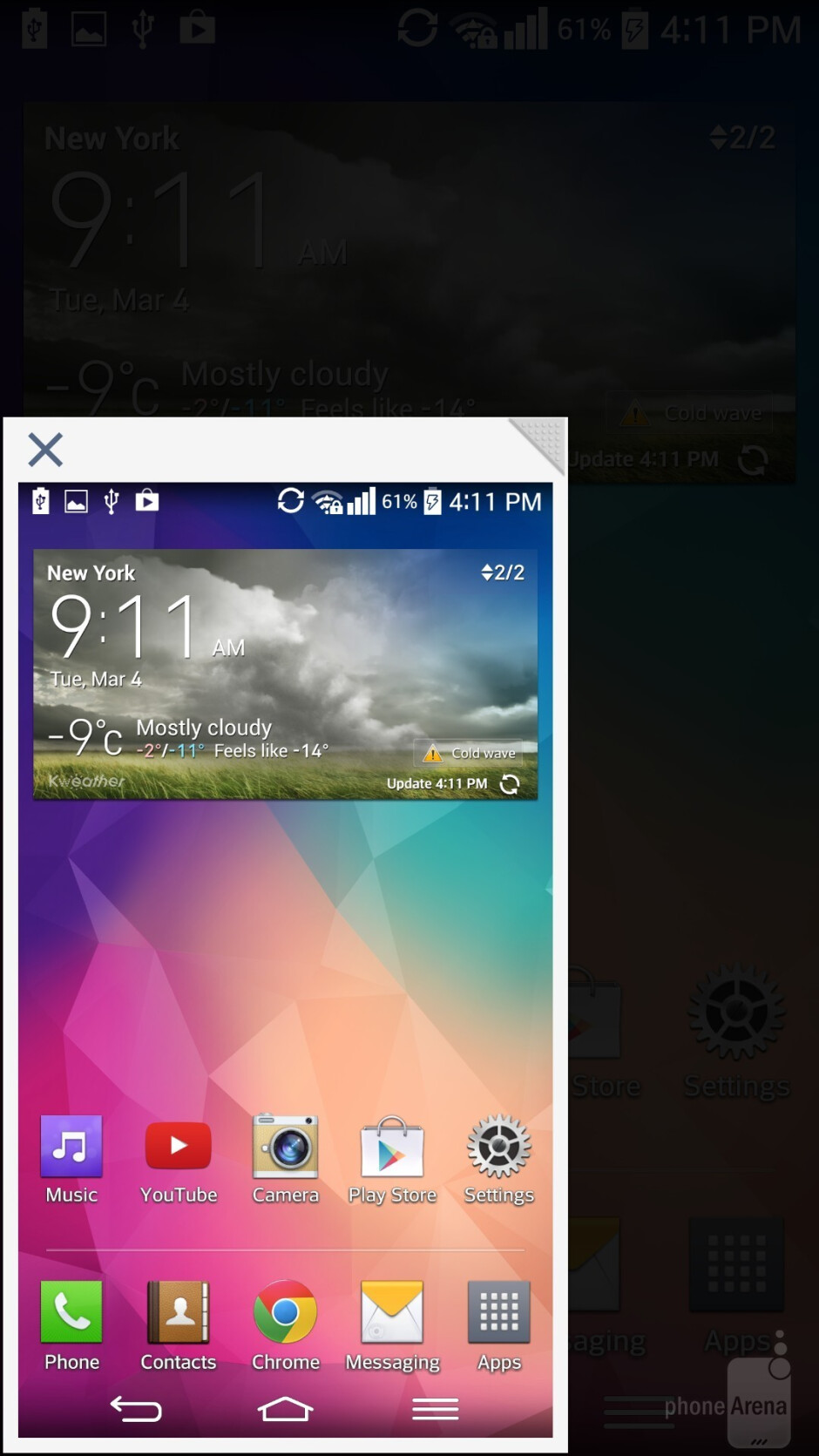 Whose one-handed mode do you like best (Apple, Samsung, LG)?