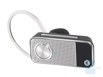 Motorola announced MOTOPURE H12 headset
