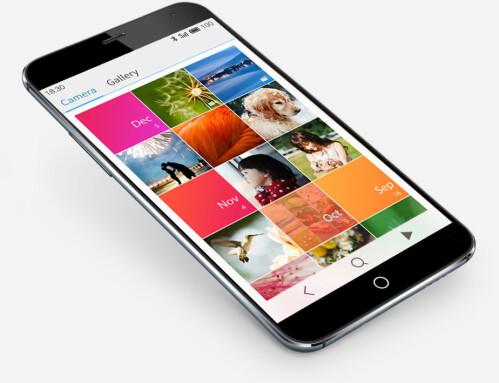Meizu MX4 - official images