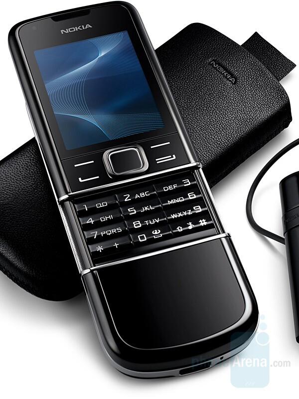 Nokia 8800 Arte - Nokia 8800 Arte Series announced
