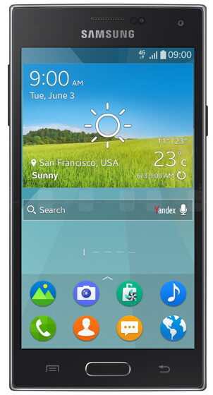 Samsung's first Tizen-based smartphone may be released in November (it won't be the Samsung Z)