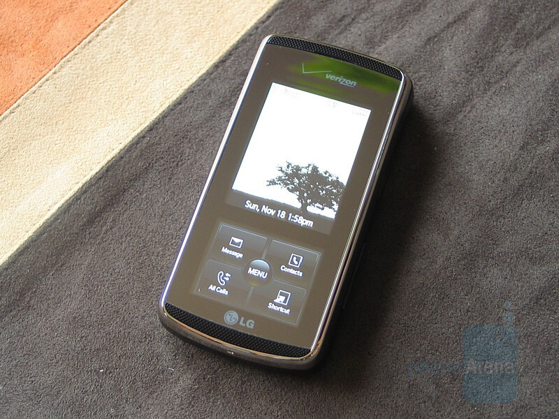 Hands-on with LG Venus