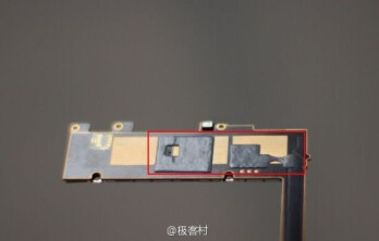 Oppo N3's alleged cooling system