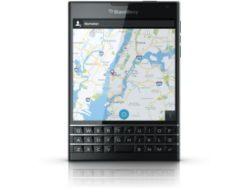 BlackBerry Passport now available unlocked for $599, new features announced