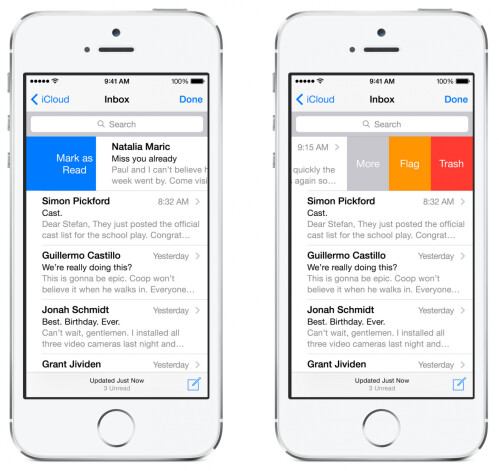 Quickly manage your mail