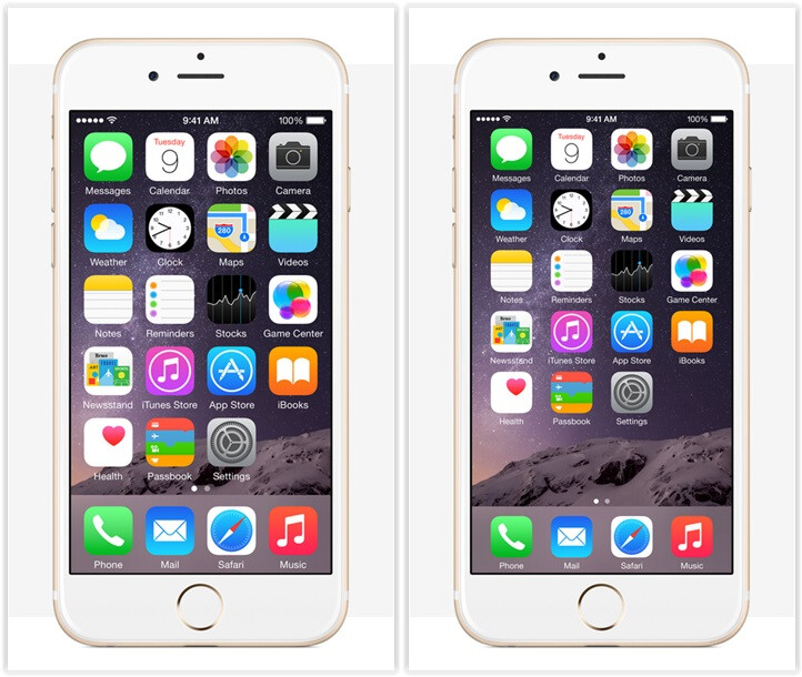 how to add icon to iphone 6