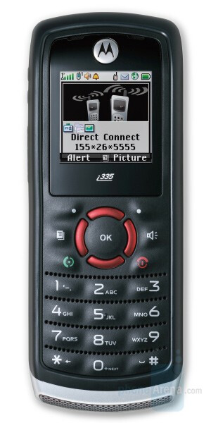 Motorola i335 available with Sprint