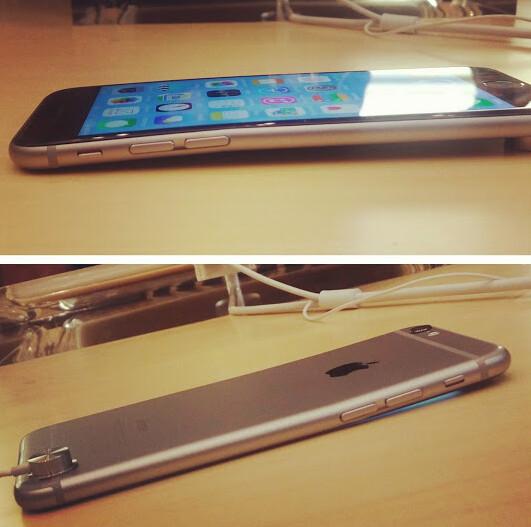 how to fix bent iphone 6