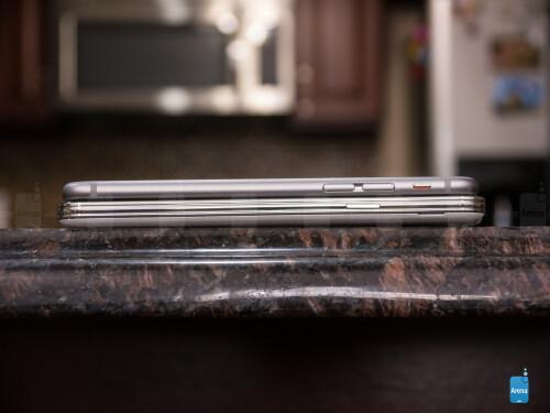 iPhone 6 vs Samsung Galaxy S5