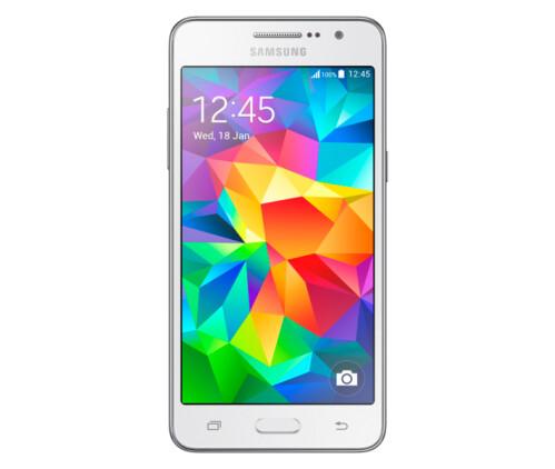 The Samsung Galaxy Grand Prime