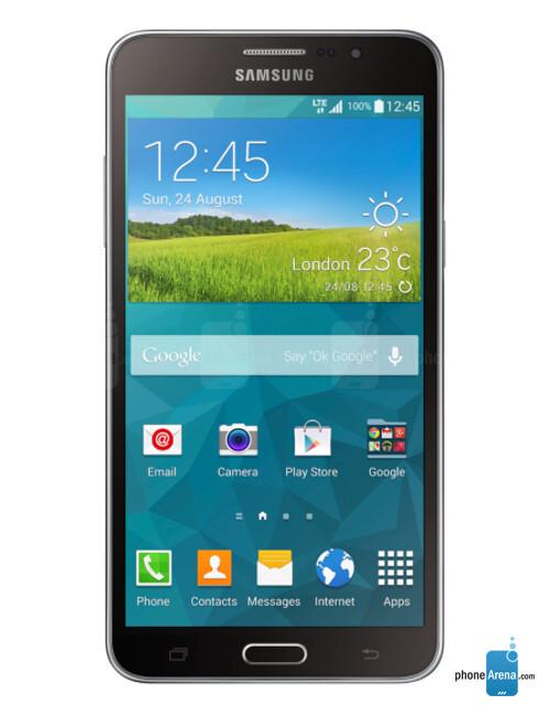 The 6-inch Samsung Galaxy Mega 2