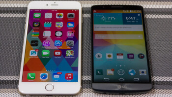 news iPhone  Plus vs LG G vote for the better phone id