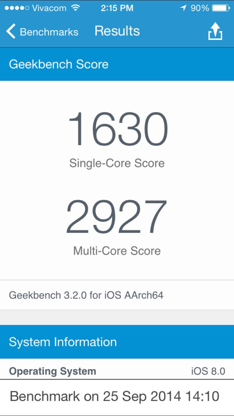 Apple Iphone 6  Apple A8  Performance Review  Cpu And Gpu