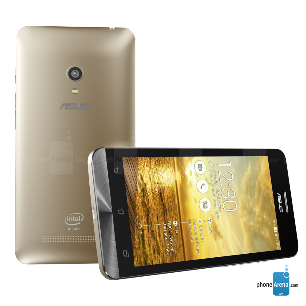 Asus Zenfone 4 A400cg Specs C Ram 1gb Gets Android 44 Kitkat