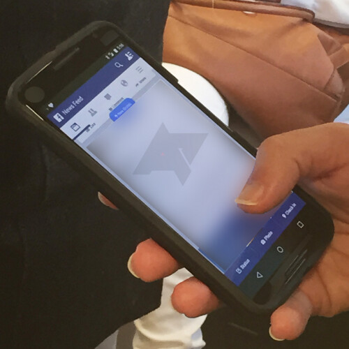 Nexus 6 with Android L allegedly caught in the wild