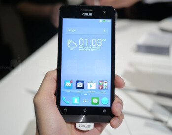 5.5-inch Asus ZenFone expected to be unveiled in January