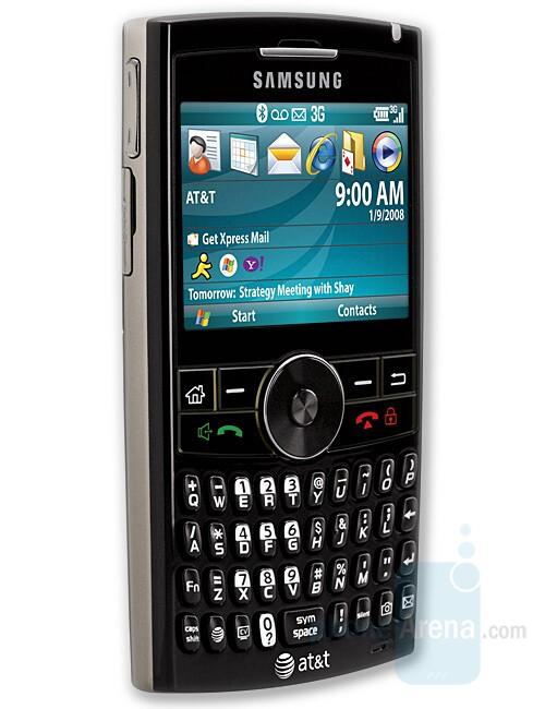 Samsung at&t blackjack ii smartphone